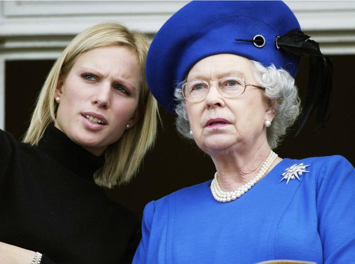 Фото №1 - Как внучка Елизаветы спасает королевскую семью от раскола