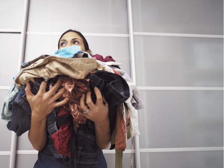 Фото №1 - Пять вещей, которые категорически нельзя стирать в машинке