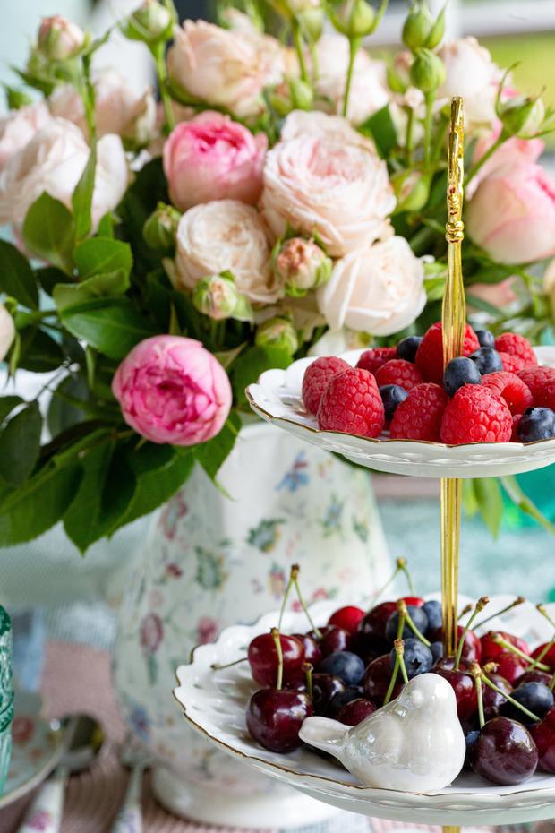 Фото №12 - Завтрак на траве: 10 правил красивой сервировки от Анны Муравиной