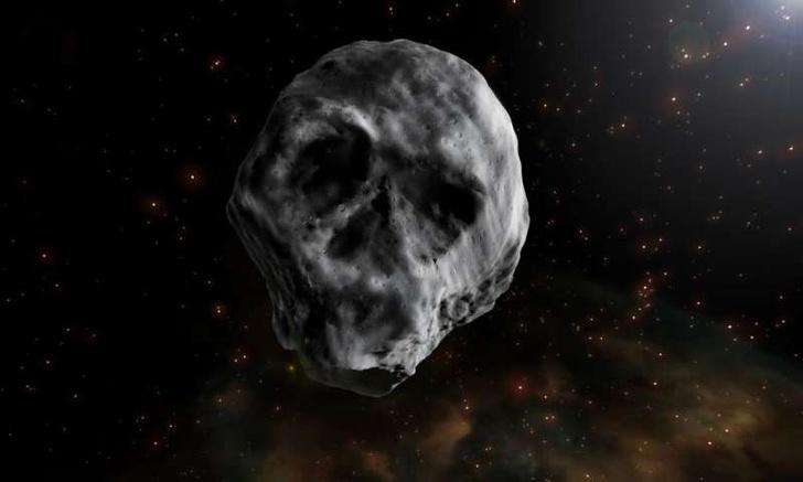 Фото №1 - Ученые оценили риски падения астероида на Землю