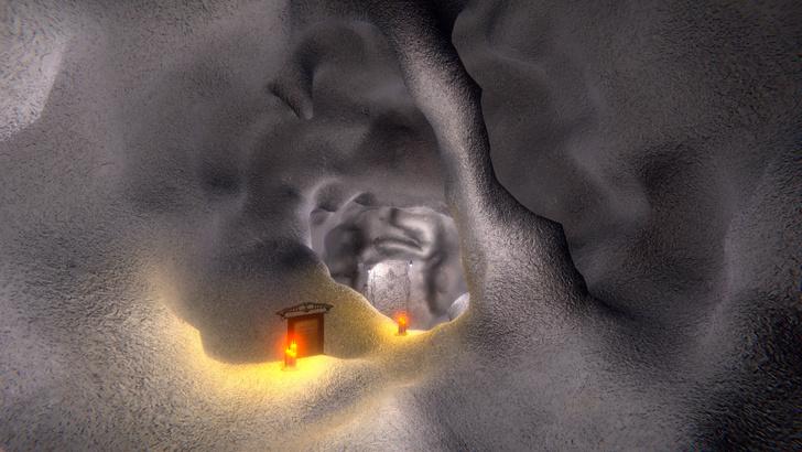 Фото №7 - Виртуальная не-игра от художников из России и Швейцарии