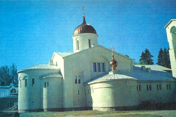 Фото №1 - В Хейнявеси, к православным святыням
