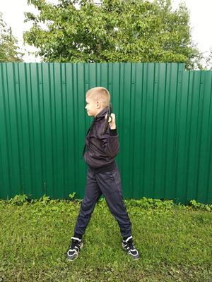 Фото №6 - Спорт на грядке: 5 крутых упражнений с лопатой