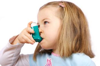 Фото №1 - У полных матерей дети болеют астмой