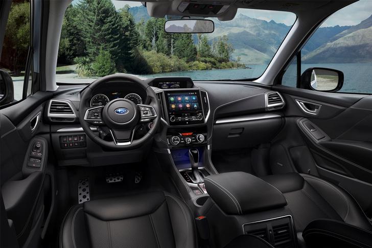 Фото №2 - Новый кроссовер Subaru Forester — идеология превосходства