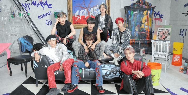 Фото №5 - Дорогу молодым: самые крутые k-pop дебюты в 2021 году 😎