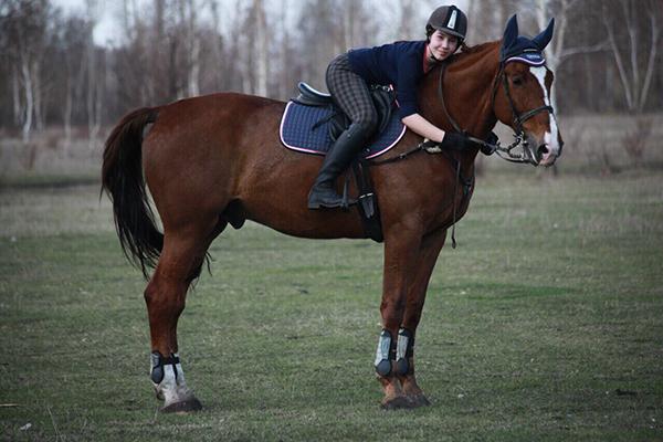 Фото №37 - Девушки на коне: самые романтичные наездницы Ульяновска
