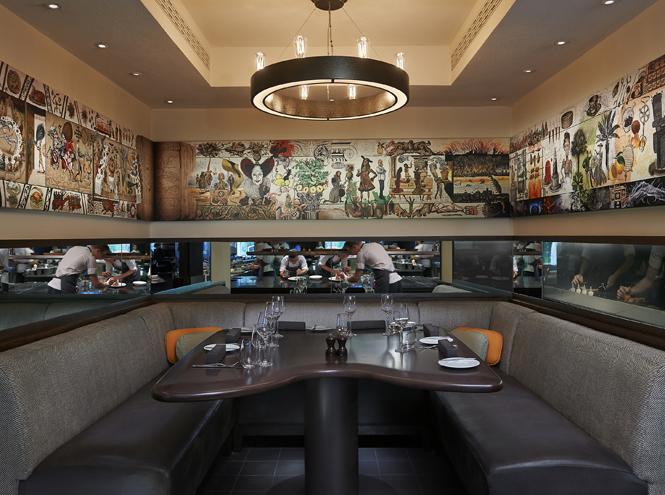 Ресторан Dinner при отеле Mandarin Oriental Hyde Park