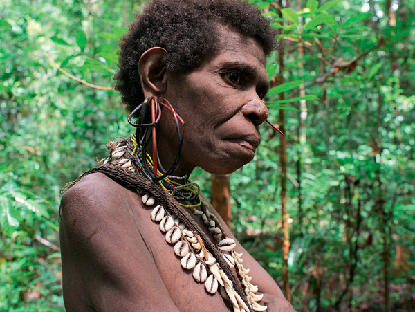 Фото №7 - Высшее общество: индонезийское племя короваи