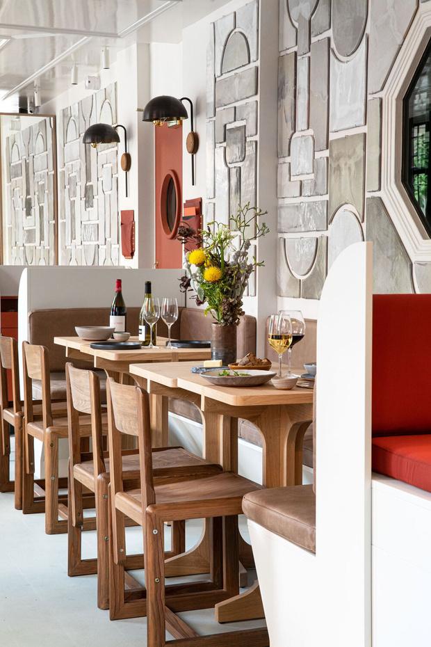 Фото №3 - Frenchie Pigalle: новый ресторан по проекту Доротеи Мейлихзон