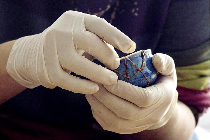 Фото №5 - Кинцуги: японское искусство склеивать разбитое