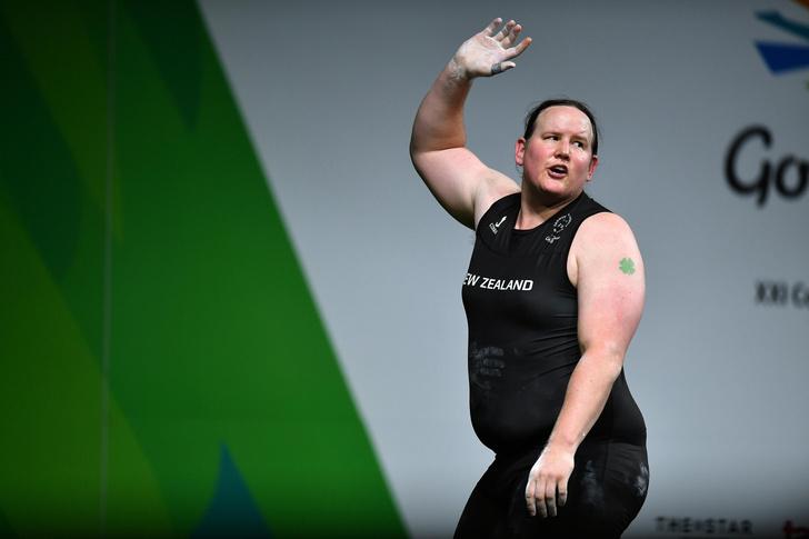 Фото №5 - Битва полов на Олимпиаде: за медали поборется женщина— в прошлом мужчина-штангист