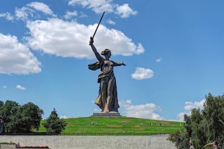 Фото №3 - К ним не зарастет: самые большие статуи в мире и зачем их поставили