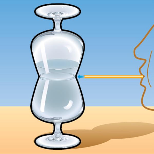 Фото №2 - Простой фокус с двумя бокалами
