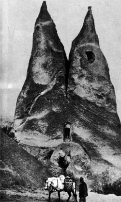 Фото №4 - Город каменных пещер