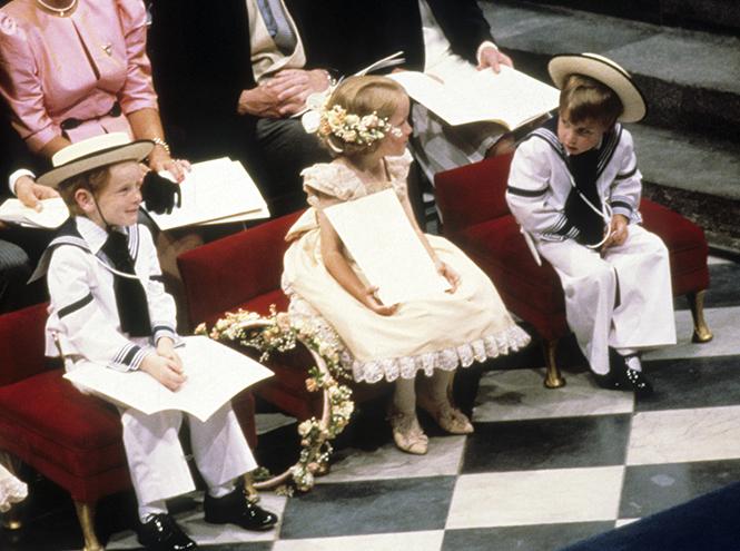 Фото №32 - Принц Уильям: история в фотографиях