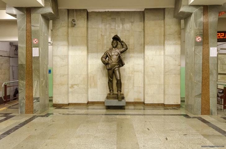 Фото №6 - 11 необычных фактов и легенд о метро, которые вдохновят тебя чаще спускаться в подземку