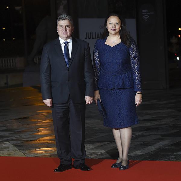 Фото №15 - Боги политического Олимпа: президенты и их жены на званом ужине в Париже