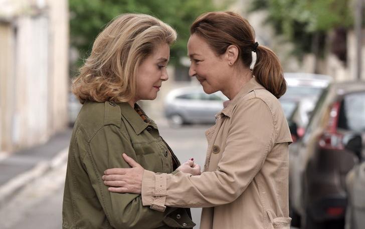 Фото №1 - Must-see: фильм «Я и Ты» с невероятной Катрин Денев