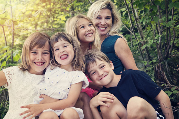 Фото №1 - Секреты многодетных мам