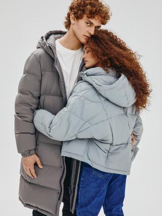 Фото №2 - Для затяжных холодов: 20 стильных вещей из коллаборации «Снежная Королева» x Lina Dembikova