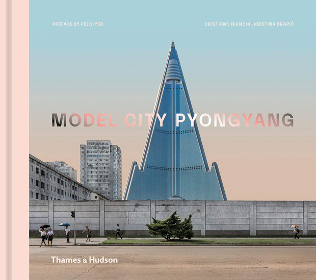 Обложка книги «Model City Pyongyang»