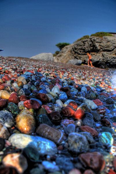 Фото №7 - Поцелуй двух морей на Розовом острове