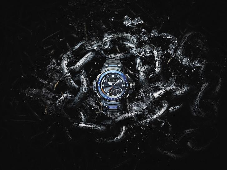 Фото №1 - Casio G-SHOCK Gulfmaster: часы для настоящих моряков