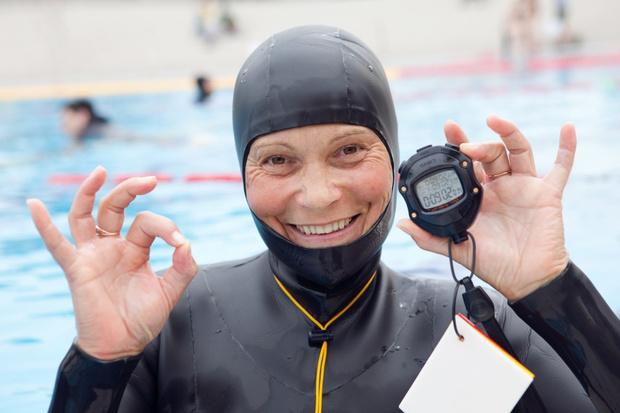Фото №4 - История Натальи Молчановой — королевы фридайвинга, тело которой навсегда осталось в море