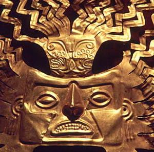Фото №1 - Золото инков уплыло в Старый свет