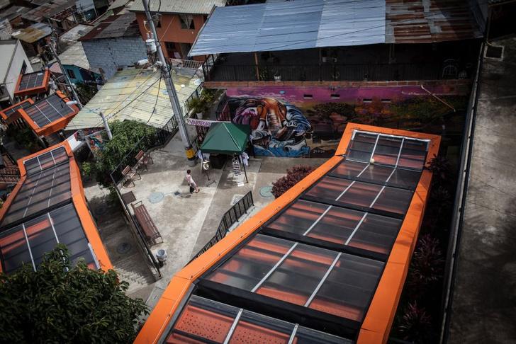 Фото №3 - Коммуна 13: колумбийские фавелы