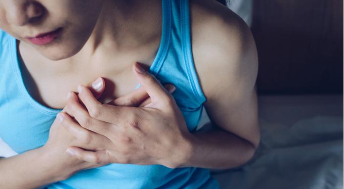 7 физических симптомов тревожности