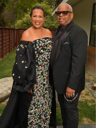 Фото №18 - «Оскар-2021»: самые красивые звездные пары церемонии