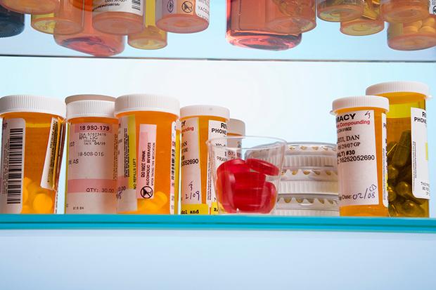 Фото №1 - Как хранить лекарства?