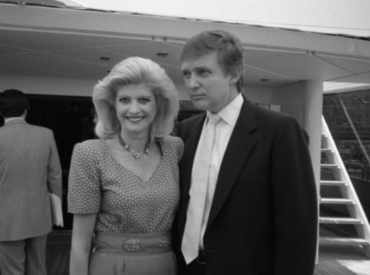 Фото №2 - Ивана Трамп рассталась с четвертым супругом