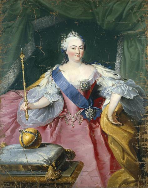 шальная императрица