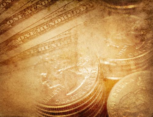 Фото №1 - Когда напечатали первый доллар?