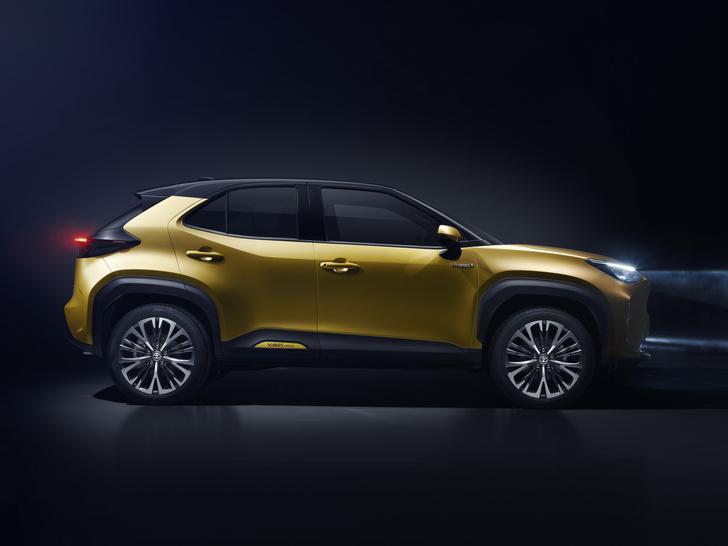 Фото №2 - Личинка «Ленд-Крузера»: Toyota представила самый маленький внедорожник