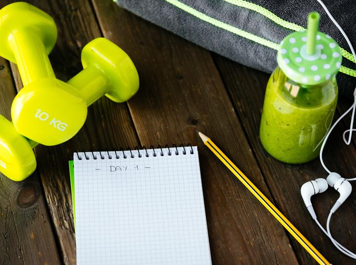 Фото №1 - Детокс-диета: все, что нужно знать о смузи, чтобы похудеть