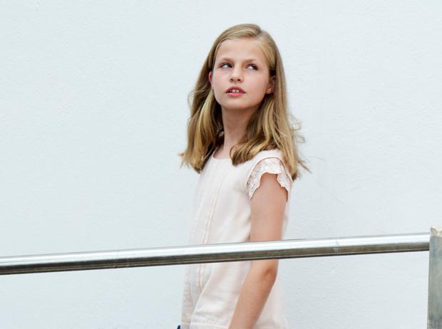 Фото №84 - Принцесса Леонор: история будущей королевы Испании в фотографиях