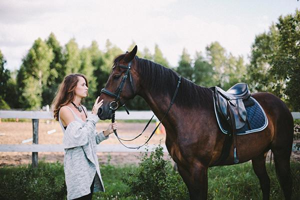 Фото №8 - Девушки на коне: самые романтичные наездницы Ульяновска