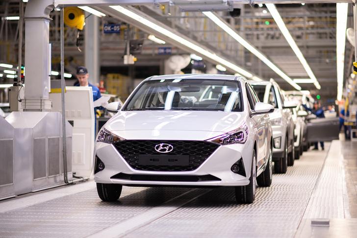 Фото №2 - Российский завод Hyundai Motor отмечает 10-летие