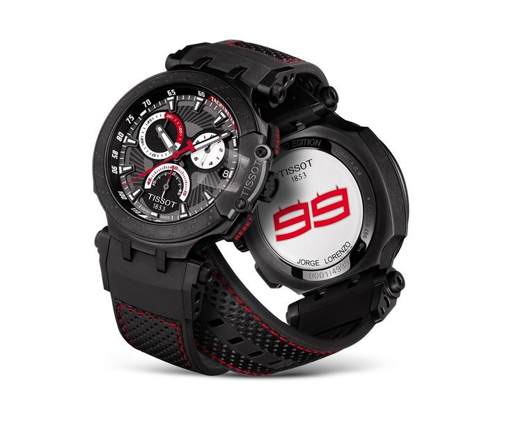 Фото №4 - Пять лучших моделей часов Tissot, посвященных мотоспорту