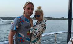 Рудковская и Плющенко тайно обвенчались. И уже есть фото!