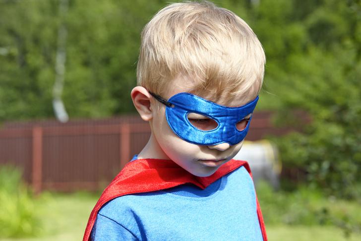 Фото №2 - Для чего детям нужны супергерои