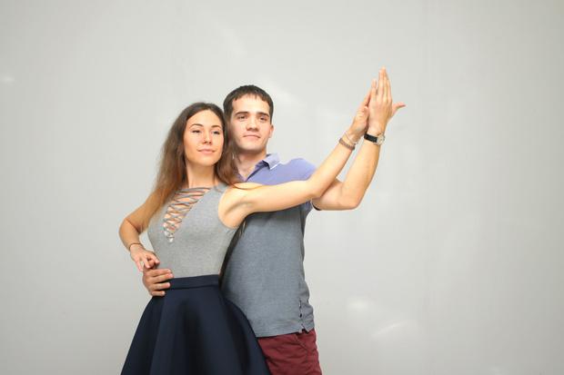 Фото №3 - Так бывает: увидела танцора в сети и теперь выхожу за него!