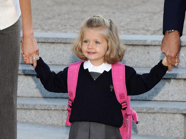 Фото №36 - Принцесса Леонор: история будущей королевы Испании в фотографиях
