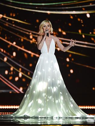 Фото №3 - Полина Гагарина вышла в финал «Евровидения»