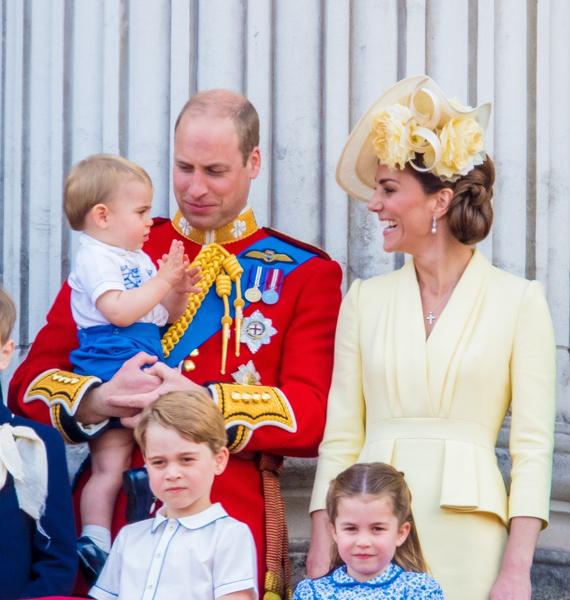 Кейт Миддлтон, принц Уильям, принцесса Шарлотта, принц Джордж, последние новости, фото