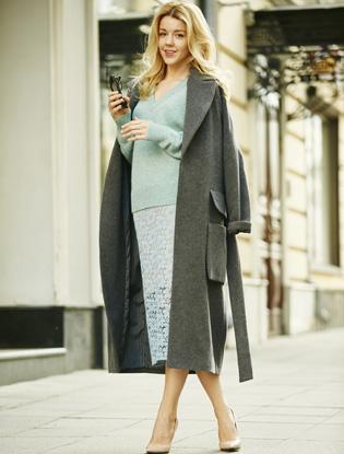 Фото №8 - I Am Studio: как носить пальто этой осенью